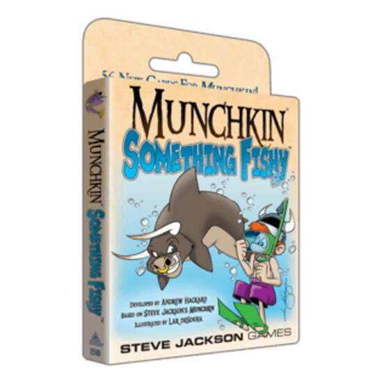 Munchkin: Something Fishy