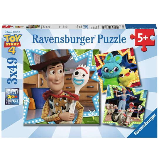 In It Together Toy Story 4 - 3x49 brikker